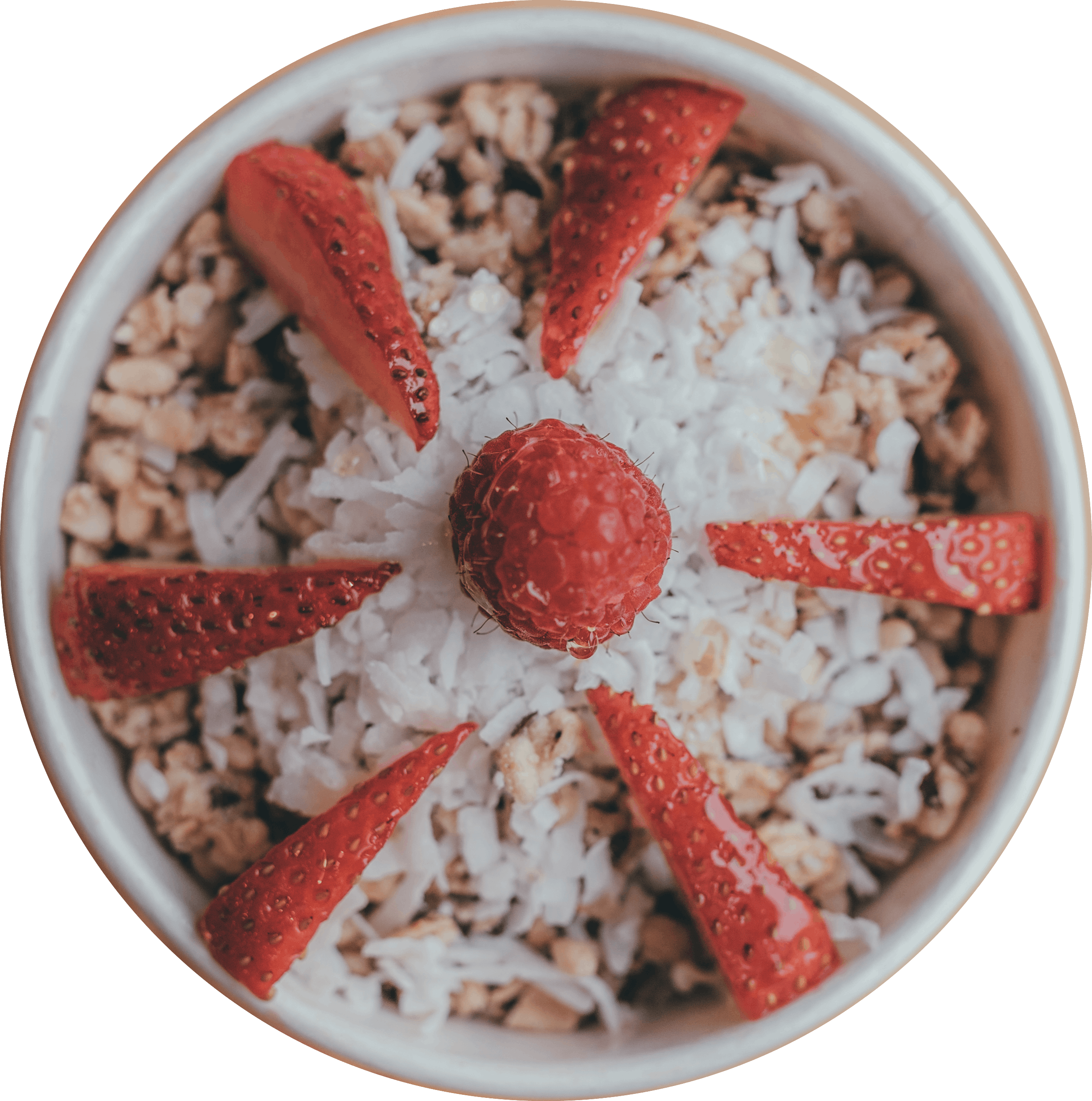 Badger Acai Bowl from Blended (formerly known as Bowl of Heaven) in Madison, WI