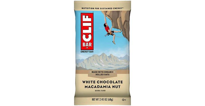 Clif Bar Energy Bar White Chocolate Macadamia Nut (2 oz) from EatStreet Convenience - W Mason St in Green Bay, WI