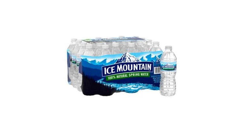 Ice Mountain 100% Natural Spring Water Plastic Bottle (16.9 oz) from CVS - Main St in Green Bay, WI