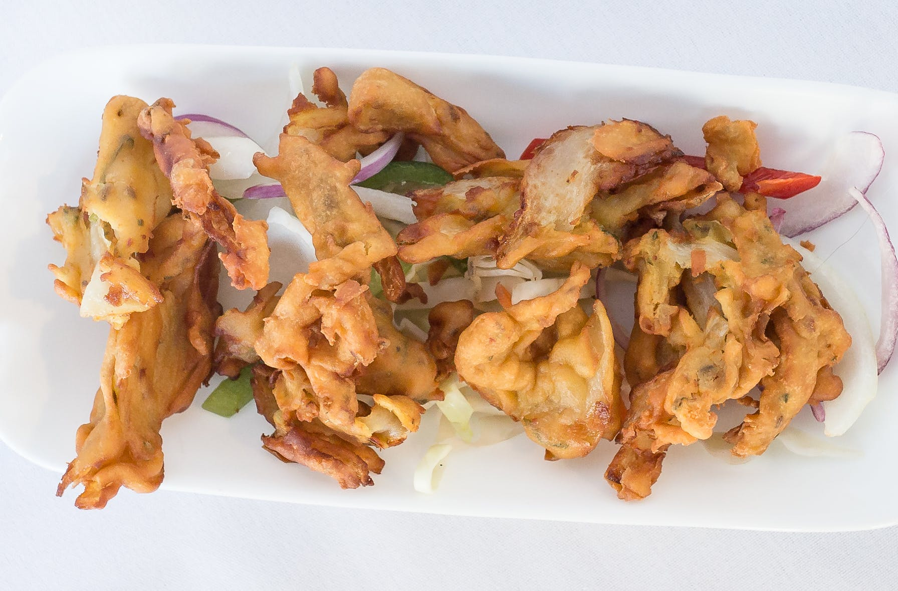 Onion Bhaji from Bollywood Grill in Milwaukee, WI
