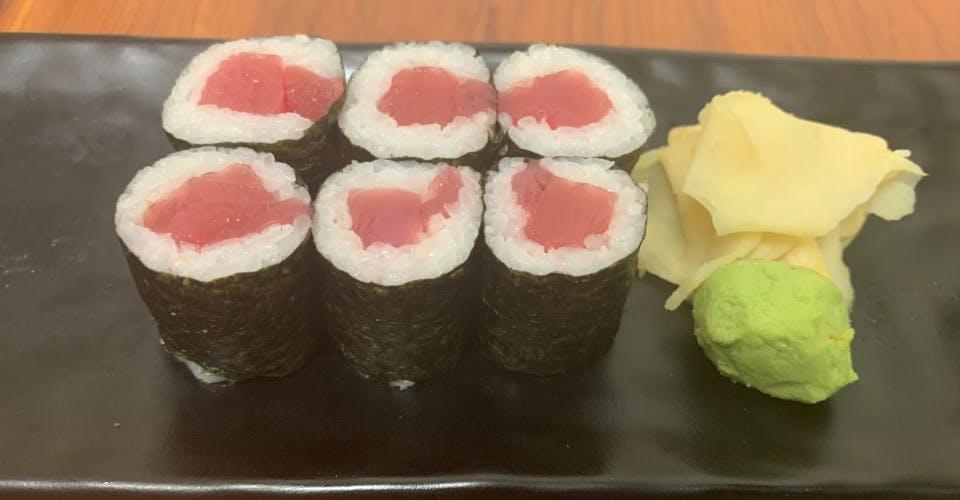 100. Tekka Maki Roll (6 Pcs) from Oishi Sushi & Grill in Walnut Creek, CA