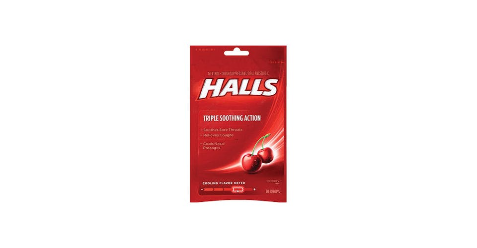 Halls Bag from Kwik Trip - Eau Claire Water St in EAU CLAIRE, WI