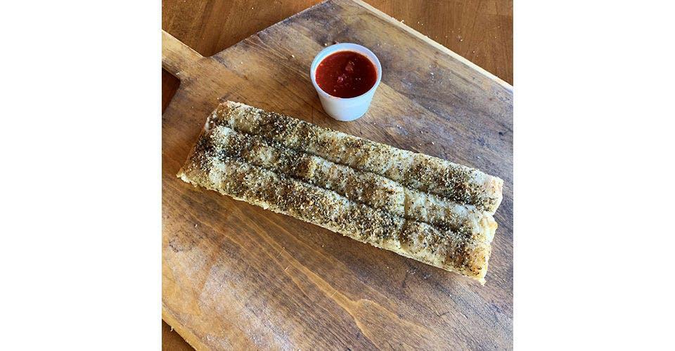 Breadsticks from Papa Keno's in Lawrence, KS