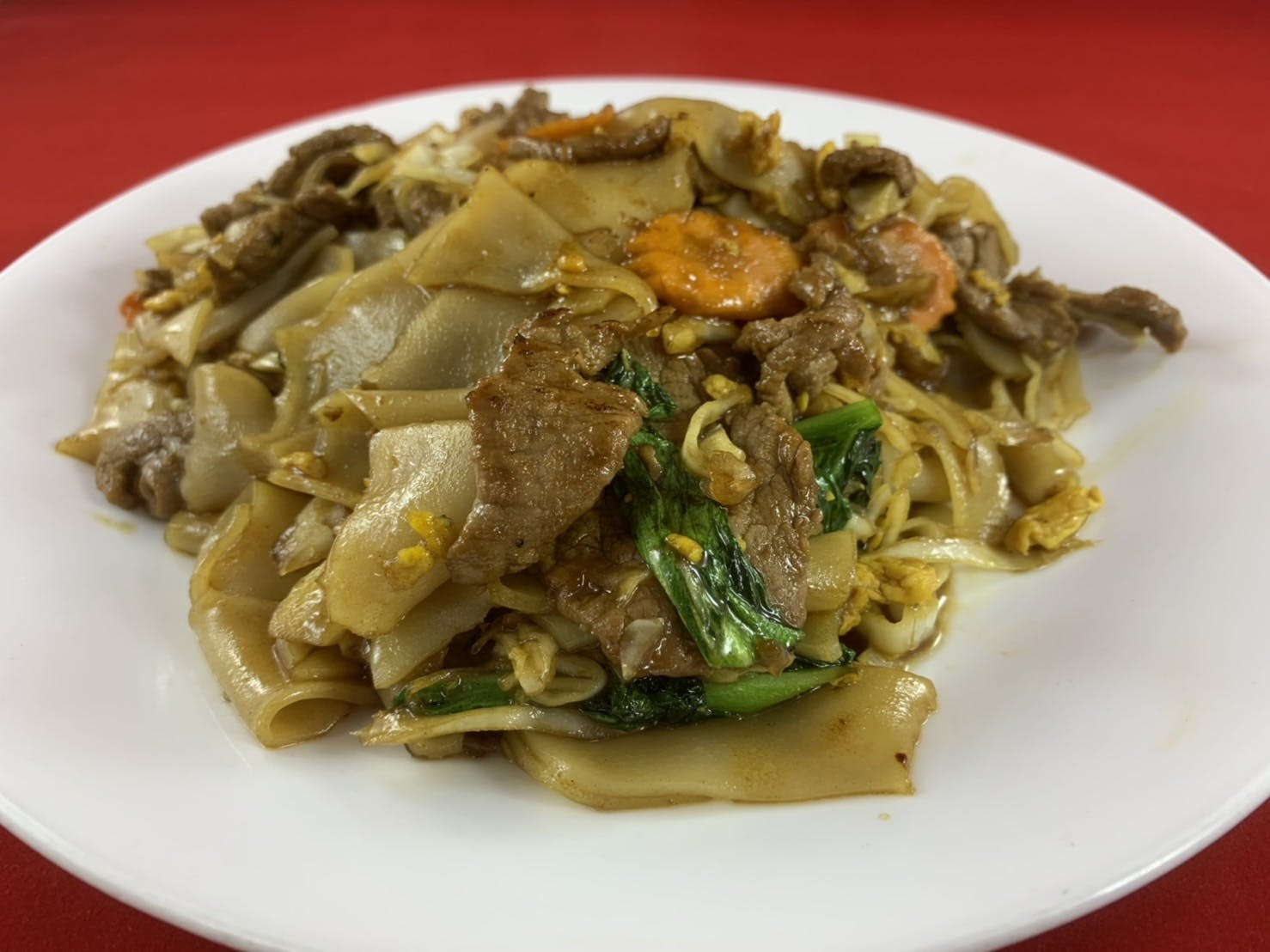 37. Pad Z-You (Dinner) from Sa-Bai Thong - University Ave in Madison, WI