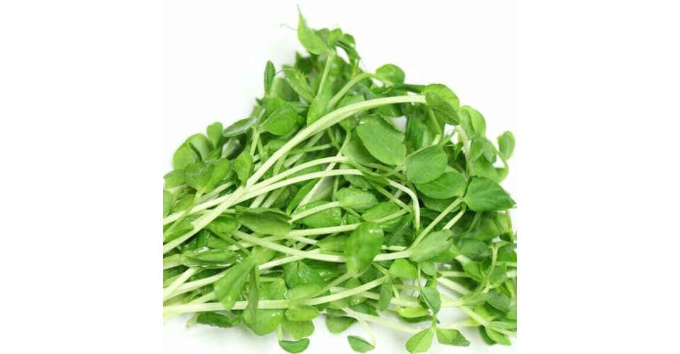Pea Shoots (3.4 oz Pack) from Vitruvian Farms in Madison, WI