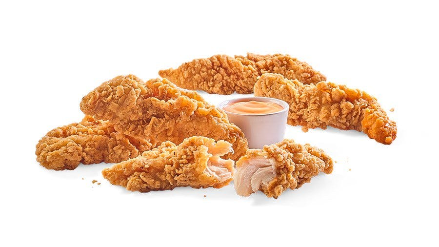 Hand-Breaded Tenders from Buffalo Wild Wings - Manitowoc in Manitowoc, WI