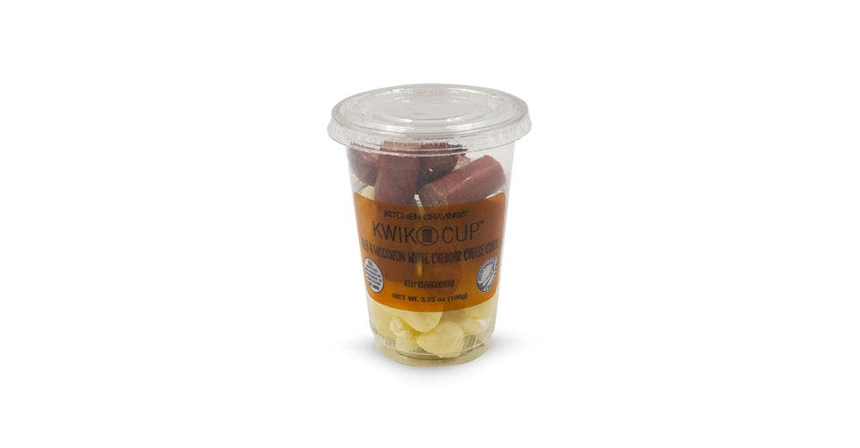 Meat Cheese Snack Cup from Kwik Trip - Eau Claire Water St in EAU CLAIRE, WI