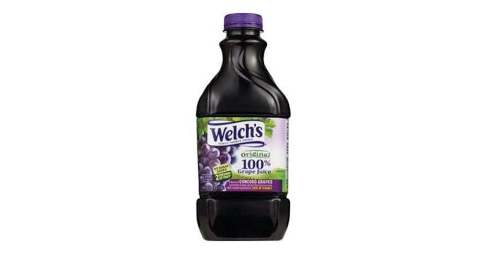 Welch's 100% Grape Juice (46 oz) from CVS - Main St in Green Bay, WI