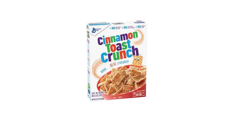 Cinnamon Toast Crunch 12OZ from Kwik Trip - Eau Claire Water St in EAU CLAIRE, WI