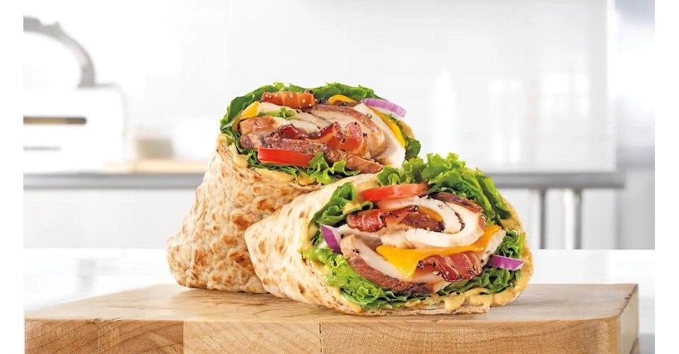 Chicken Club Wrap from Arby's: Oshkosh S Koeller St (6329) in Oshkosh, WI