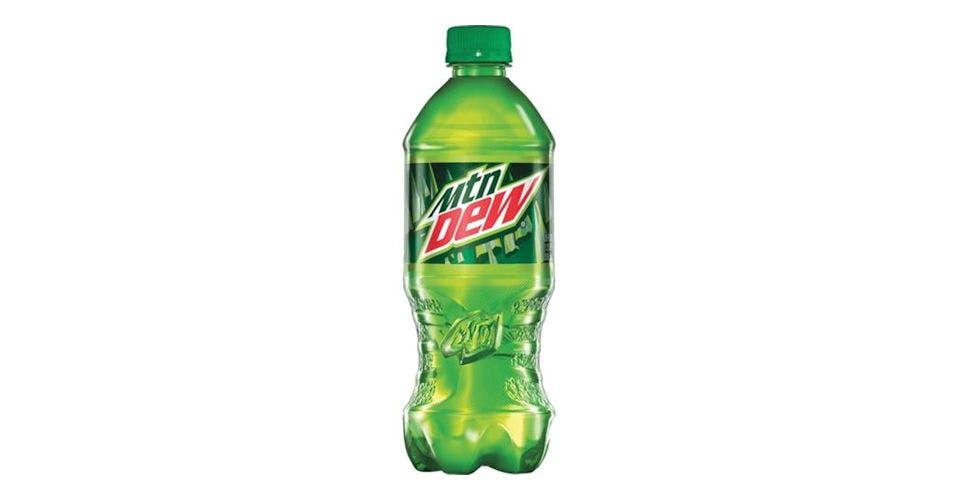 Mountain Dew Soda (20 oz) from CVS - Main St in Green Bay, WI