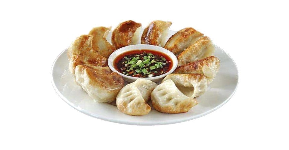 Fried Dumpling (6 Pcs) from China Gate Restaurant in Kimberly, WI
