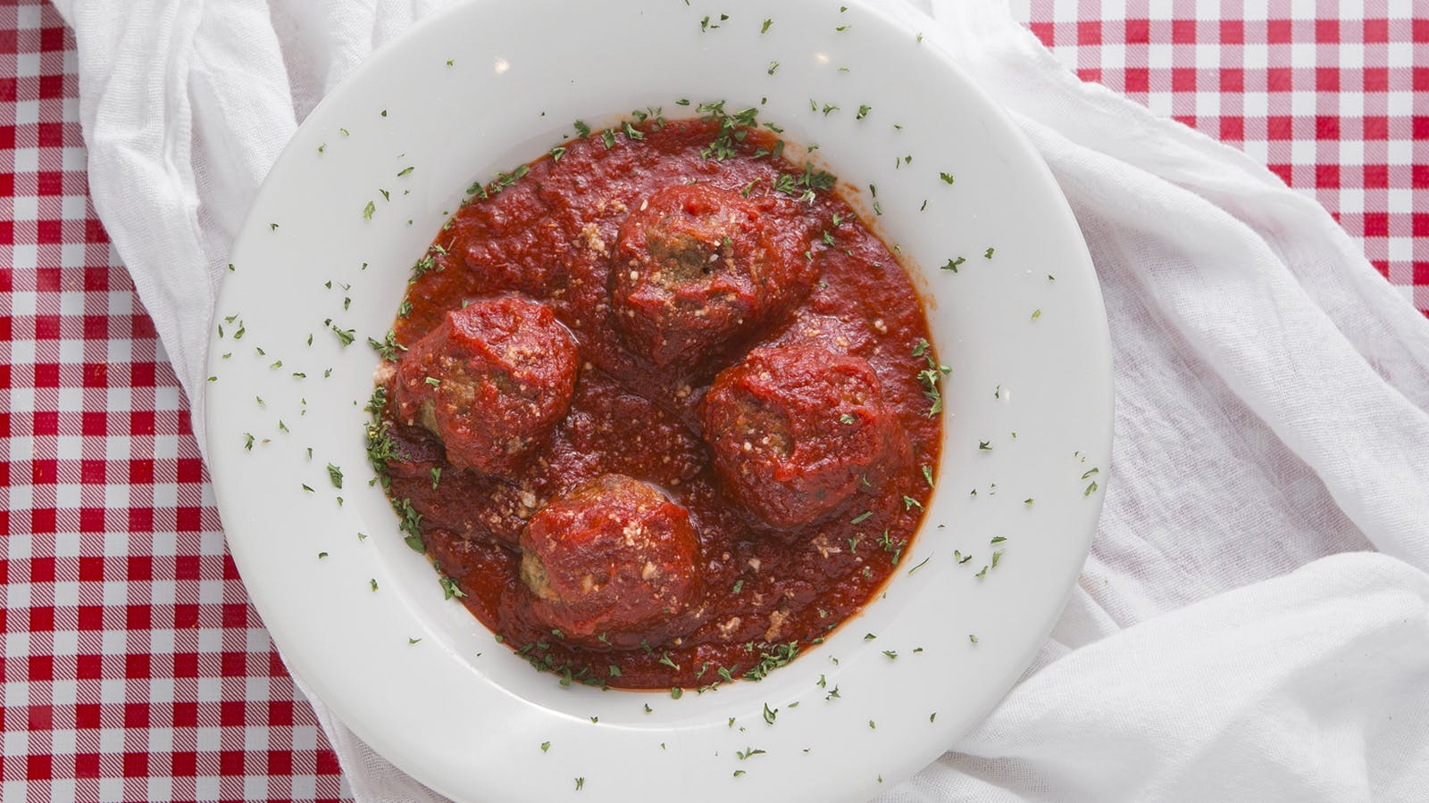 Side of Meatballs from Ameci Pizza & Pasta - Lake Forest in Lake Forest, CA
