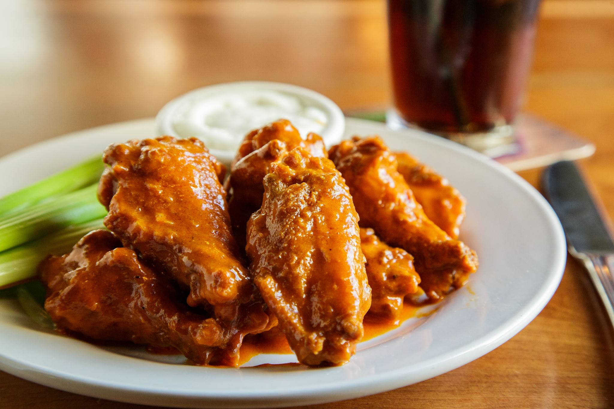 Hot Wings from Argus Bar & Grill in Madison, WI