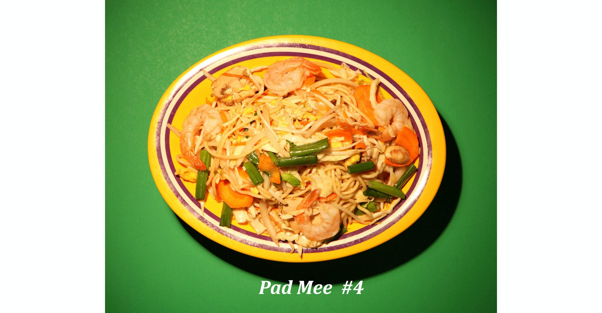 4. Pad Mee from Narin's Thai Kitchen in Green Bay, WI