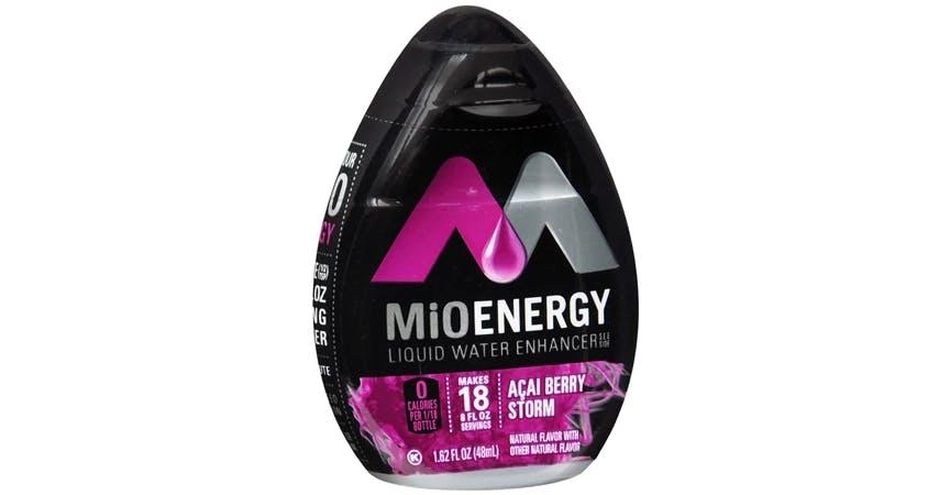 MiO Energy Liquid Water Enhancer Acai Berry (1.62 oz) from EatStreet Convenience - W Mason St in Green Bay, WI