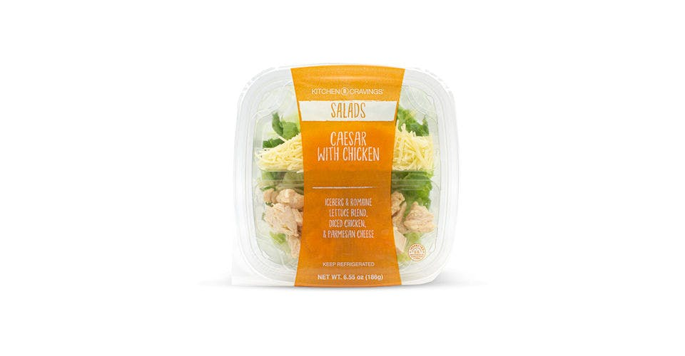 Chicken Caesar Salad  from Kwik Trip - Eau Claire Water St in EAU CLAIRE, WI