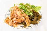 Pig Ear, Seaweed & Dried Tofu from Asian Legend in Ann Arbor, MI