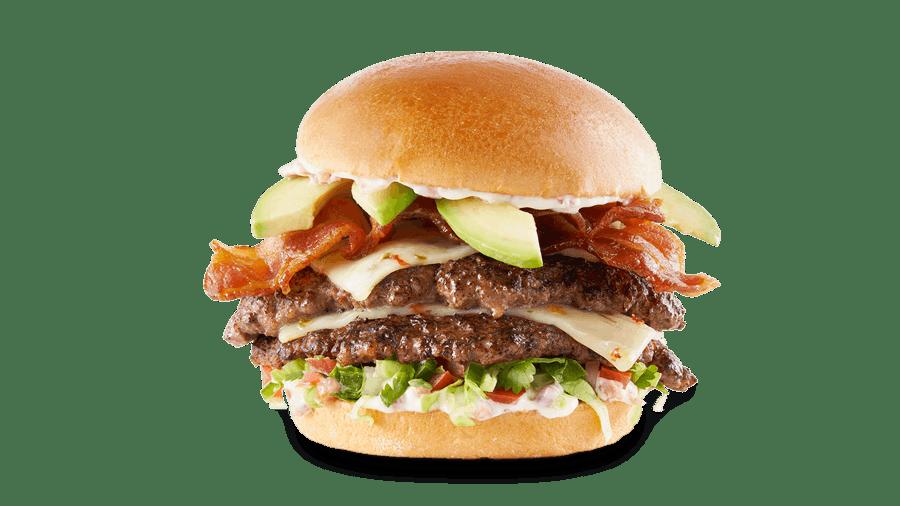Avocado Bacon Burger from Buffalo Wild Wings - Manitowoc in Manitowoc, WI
