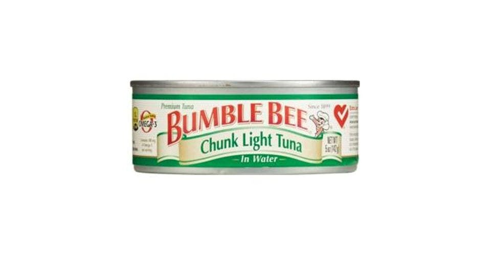 Bumble Bee Chunk Light Tuna In Water (5 oz) from CVS - Main St in Green Bay, WI