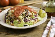 Italian Salad from Ameci Pizza & Pasta - Irvine in Irvine, CA