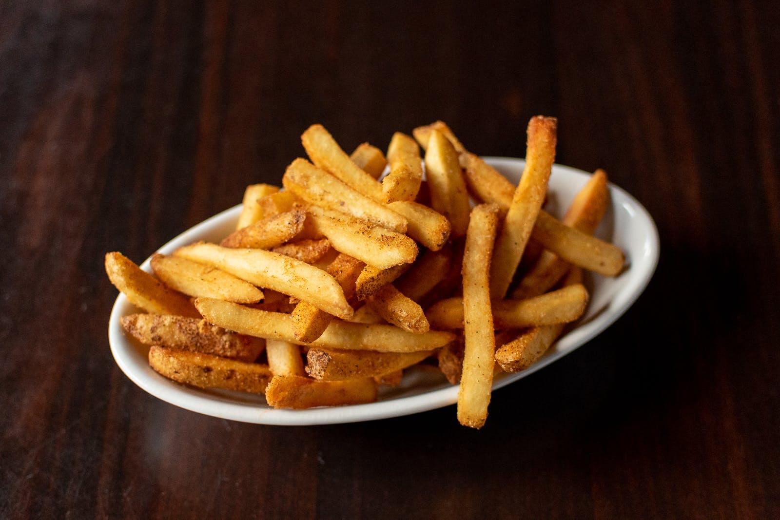 Fries from Midcoast Wings - University Ave in Cedar Falls, IA