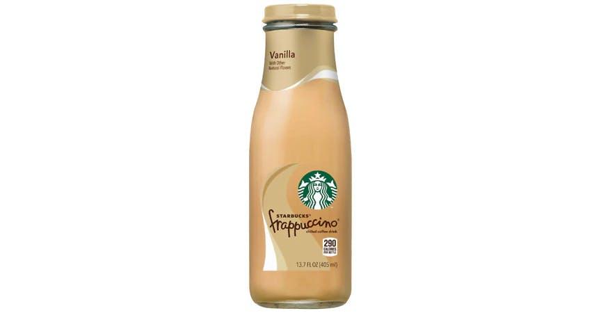 Starbucks Frappuccino Coffee Drink Vanilla (14 oz) from EatStreet Convenience - W Mason St in Green Bay, WI
