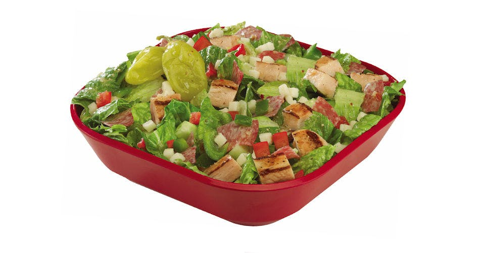 Salad-Italian with Grilled Chicken Salad? from Firehouse Subs - Eau Claire in Eau Claire, WI
