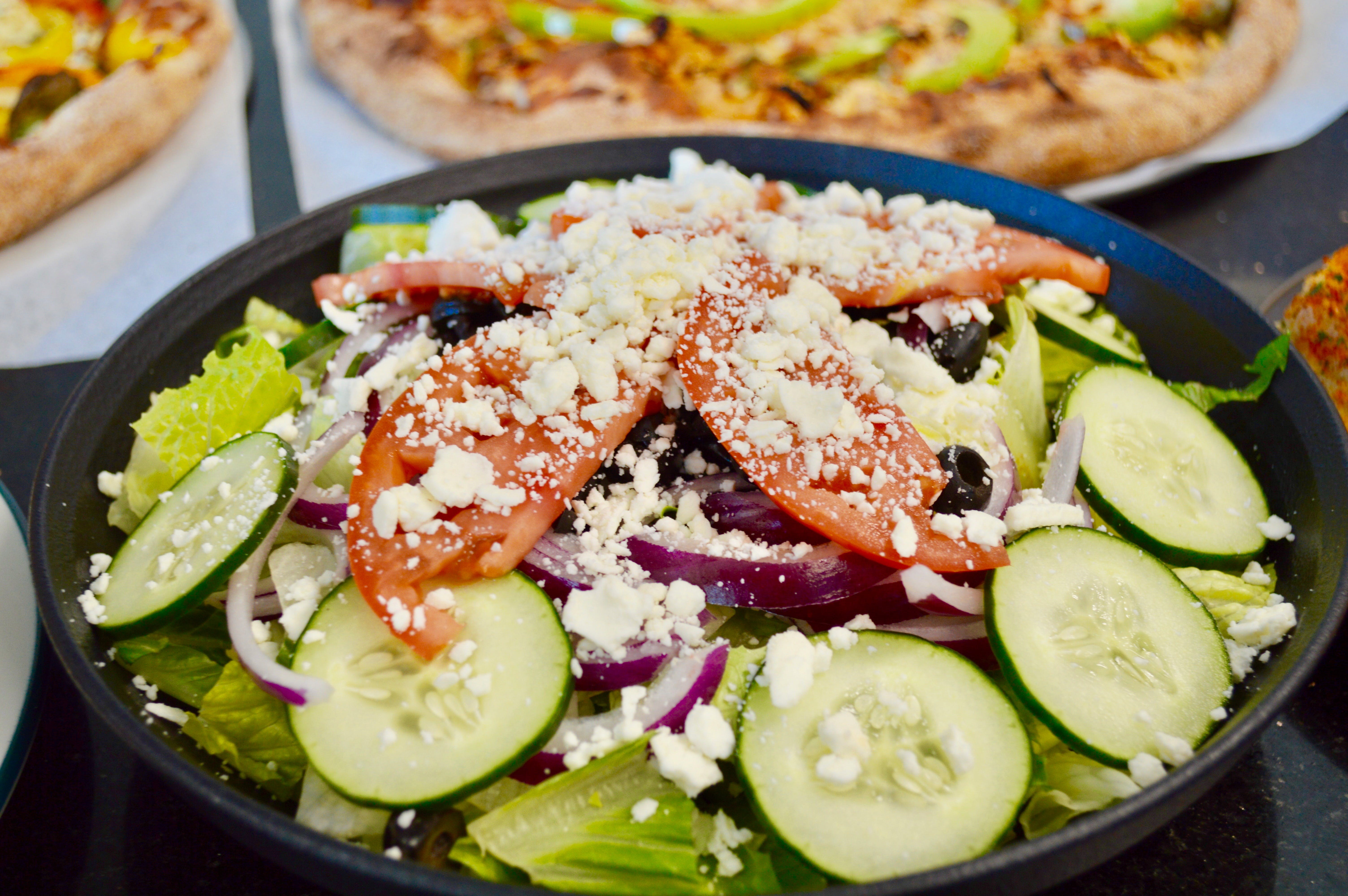 Greek Salad from Ameci Pizza & Pasta - Lake Forest in Lake Forest, CA