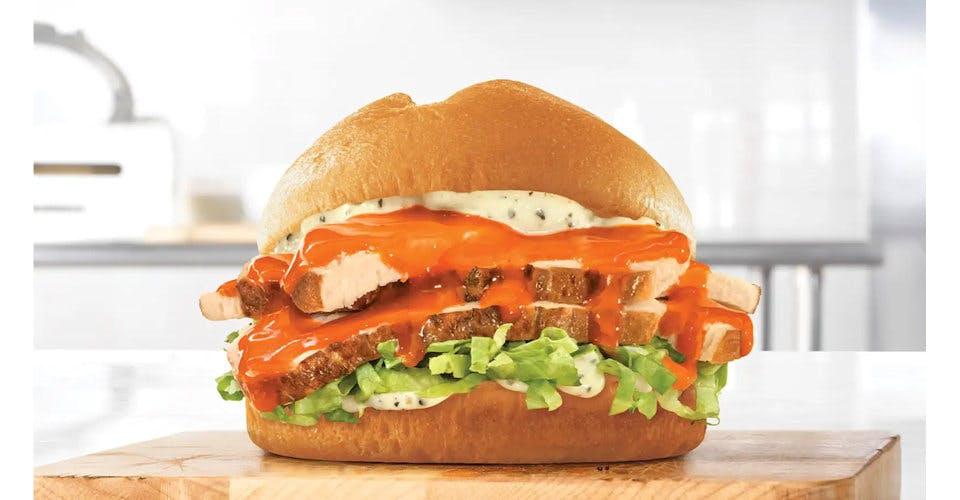 Roast Buffalo Chicken Sandwich from Arby's: Oshkosh S Koeller St (6329) in Oshkosh, WI