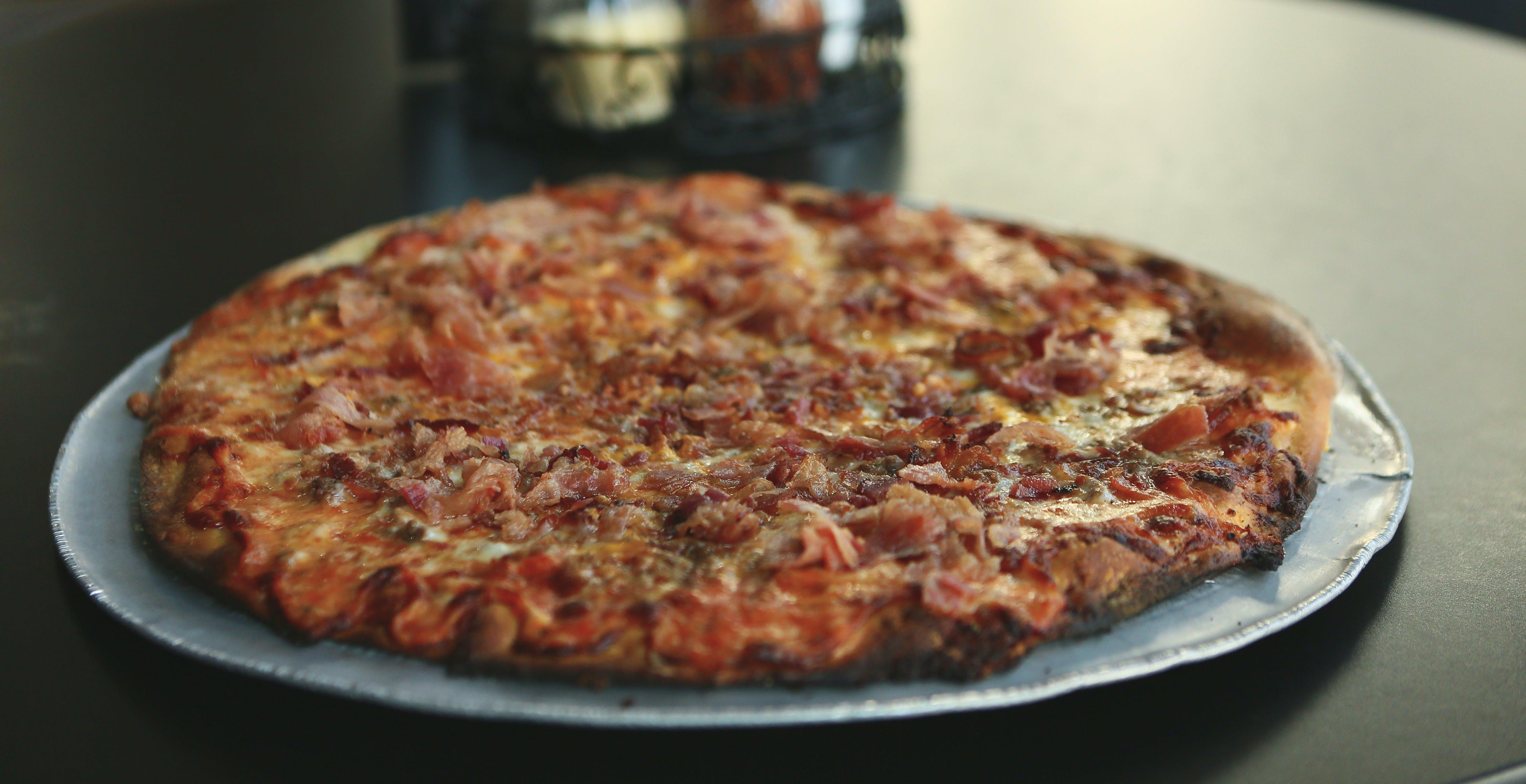 Bacon Cheeseburger Pizza from Falbo Bros. Pizzeria - Sun Prairie in Sun Prairie, WI