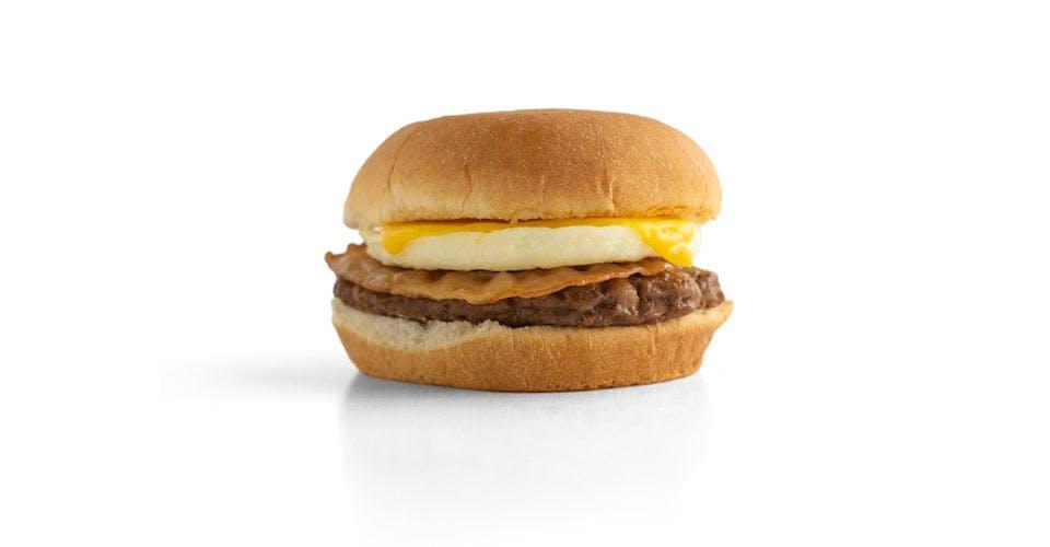 Breakfast Burger from Kwik Trip - Oshkosh W 9th Ave in Oshkosh, WI