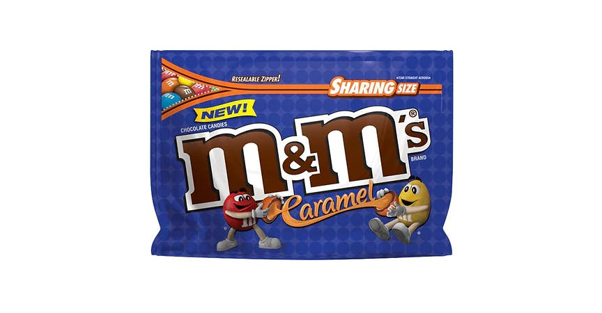 M&M's Caramel Chocolate Candies Caramel (10 oz) from EatStreet Convenience - W Mason St in Green Bay, WI
