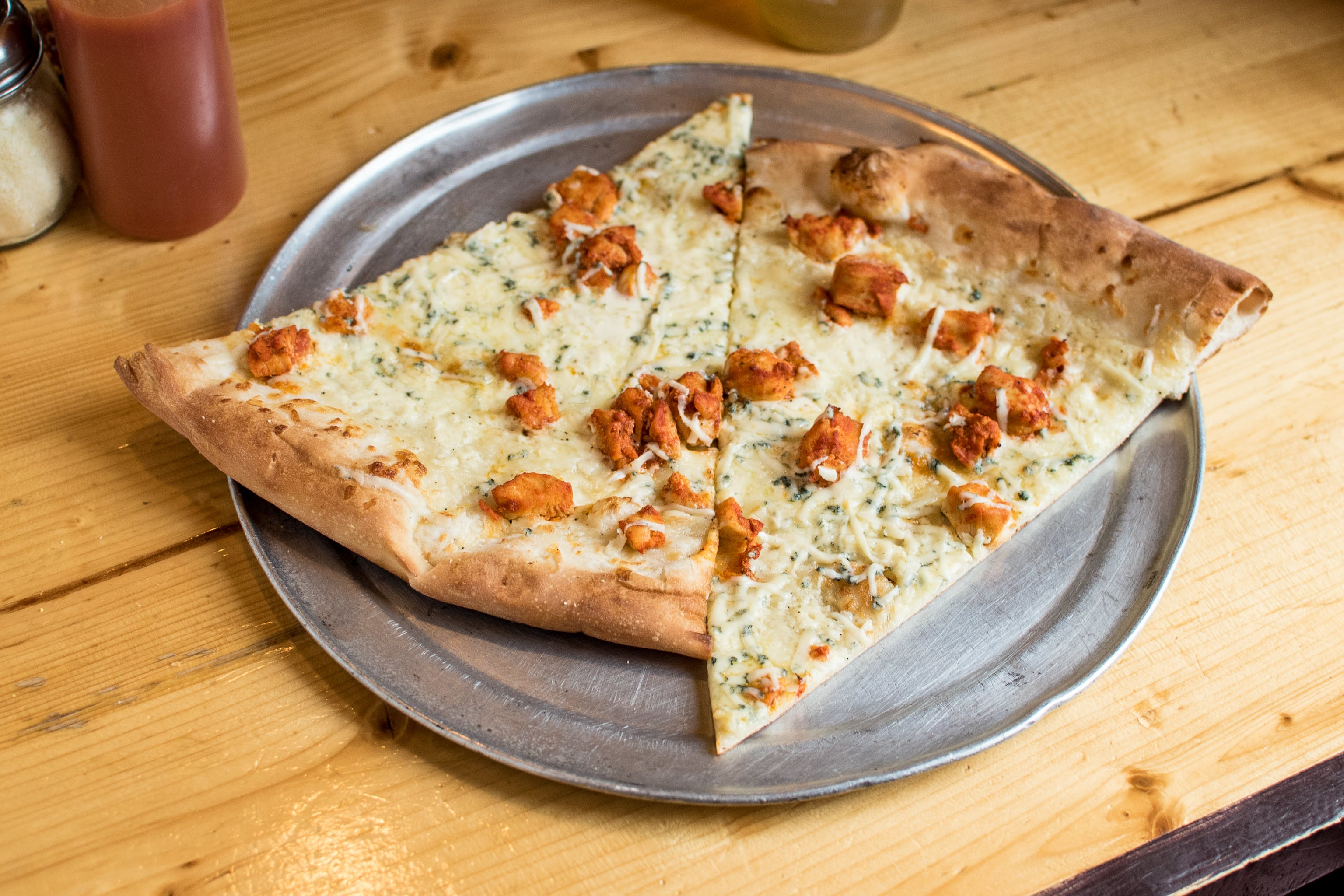 Buffalo Chicken Pizza from Ian's Pizza - Eastside in Milwaukee, WI
