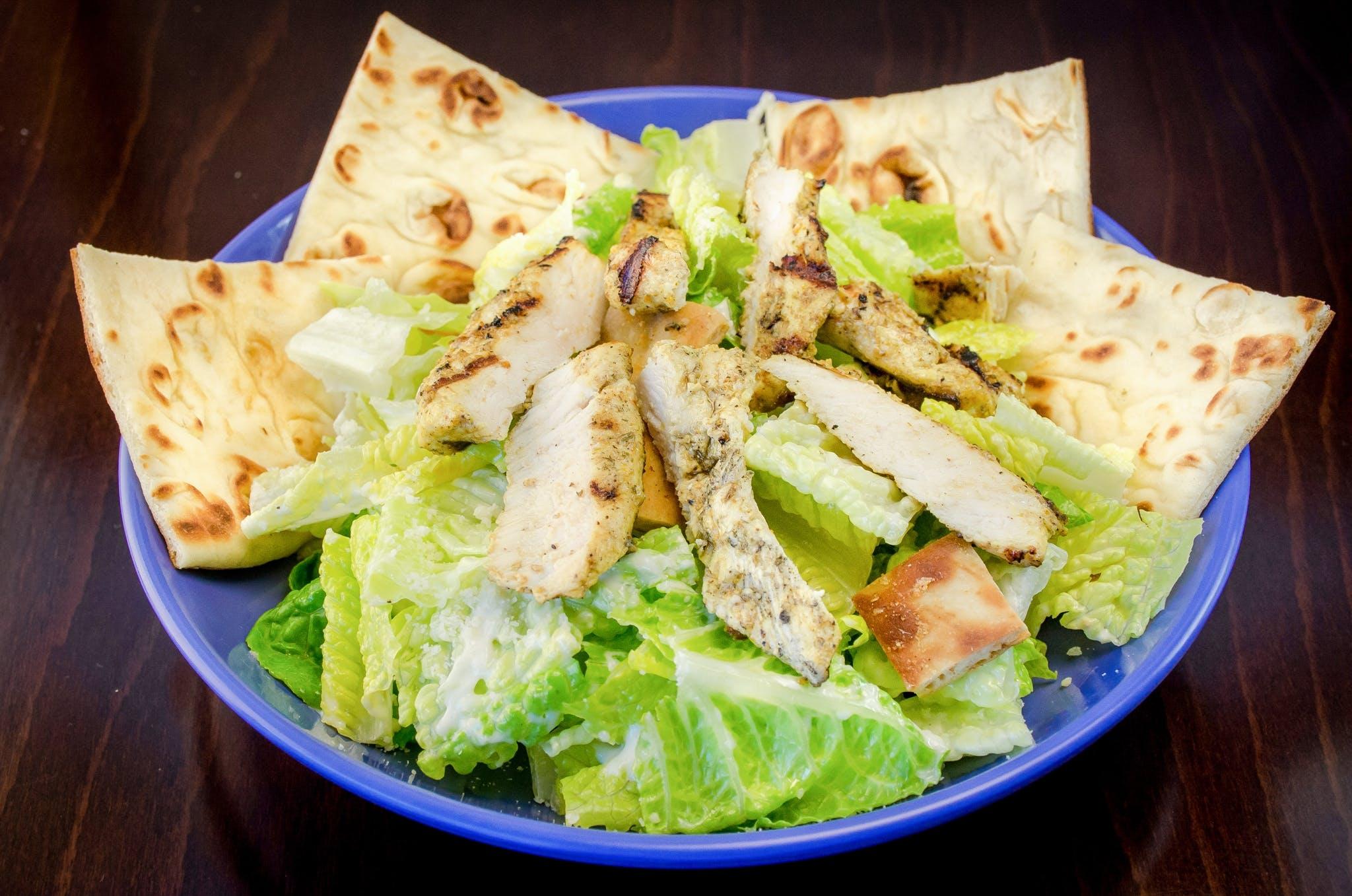 Caesar Salad from Freska Mediterranean Grill in Middleton, WI