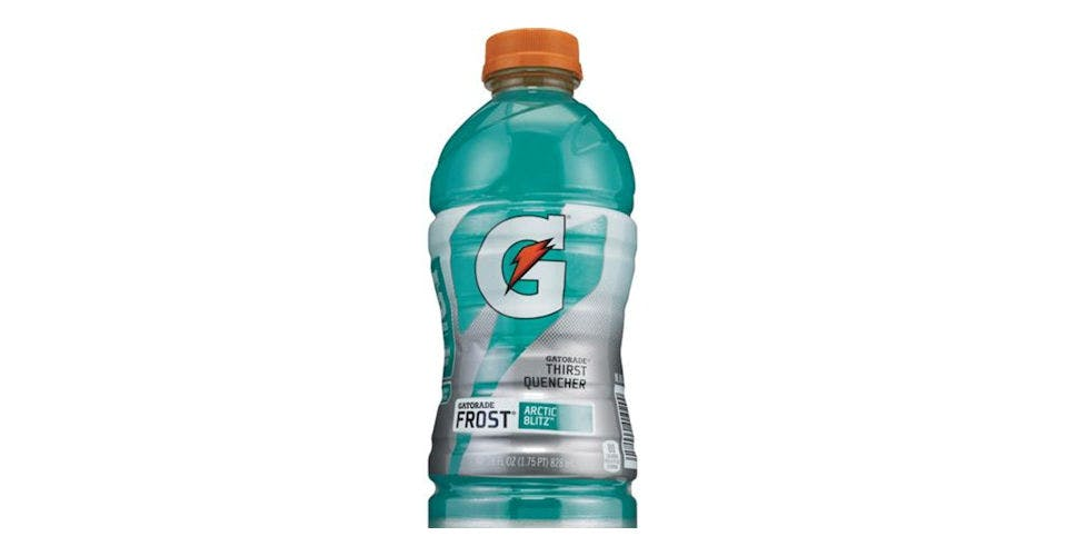 Gatorade Frost Artic Blitz (28 oz) from CVS - Main St in Green Bay, WI