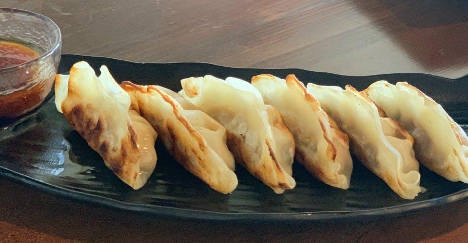 36. Gyoza (6 Pcs) from Oishi Sushi & Grill in Walnut Creek, CA