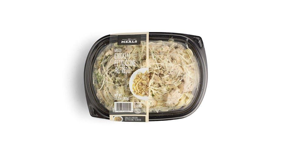 Take Home Meal: Grilled Chicken Fettuccine Alfredo from Kwik Trip - Oshkosh W 9th Ave in Oshkosh, WI