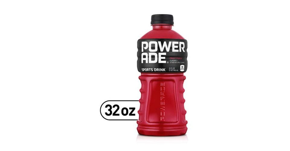 Powerade Sports Drink Fruit Punch (32 oz) from CVS - Main St in Green Bay, WI