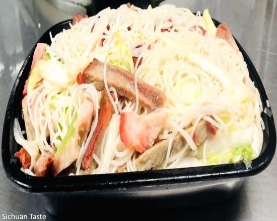 Roast Pork Chow Mein from Sichuan Taste in Cockeysville, MD