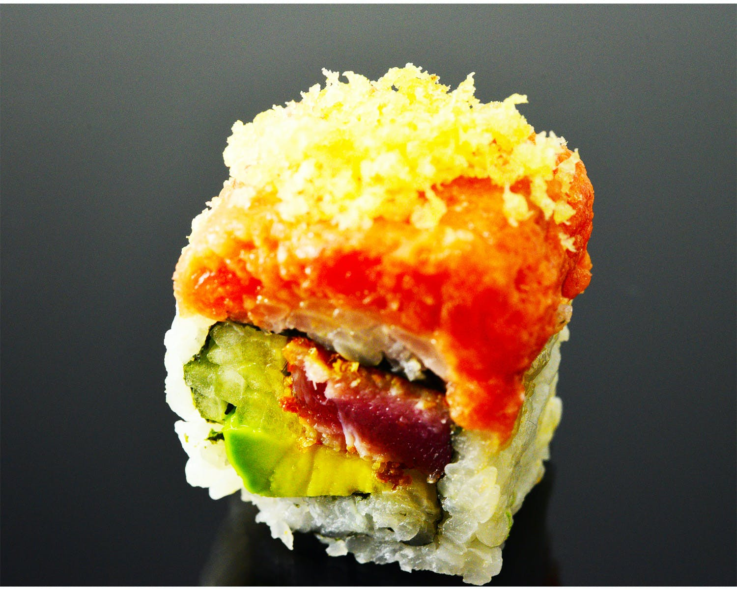 Out of Control Roll from Fin Sushi in Madison, WI