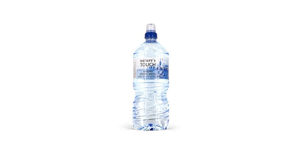 Nature's Touch Water Spring Sport Cap, 1-Liter from Kwik Trip - Oshkosh W 9th Ave in Oshkosh, WI