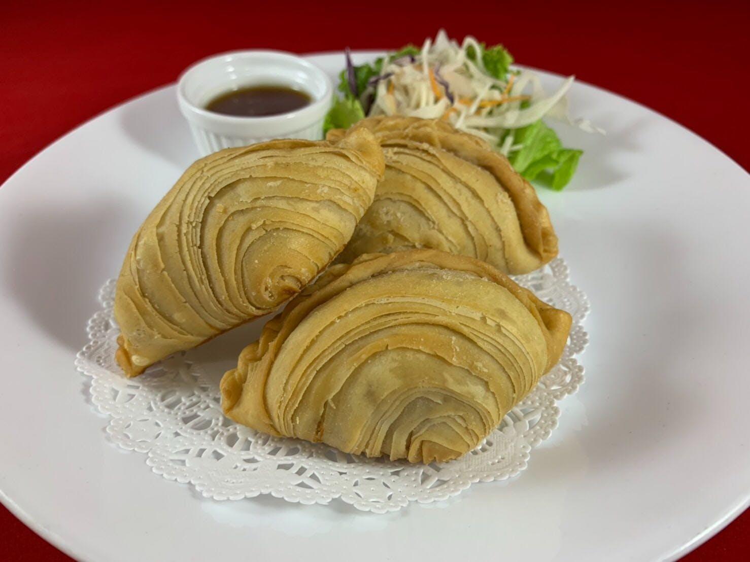 4. Ka Ree Puff (Dinner) from Sa-Bai Thong - University Ave in Madison, WI