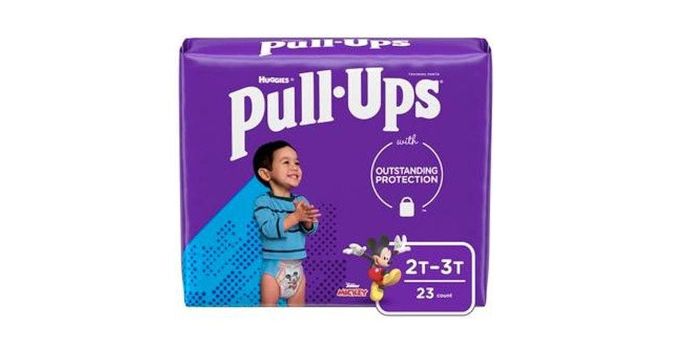 Pull-Ups Learning Designs Girls' Training Pants 2T-3T (23 ct) from CVS - Main St in Green Bay, WI