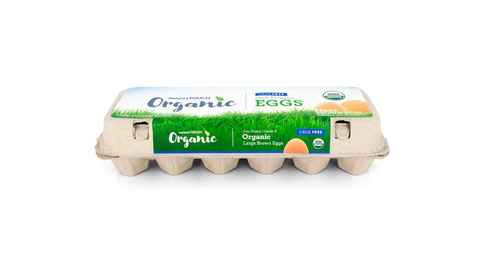 Eggs Organic Dozen from Kwik Trip - Eau Claire Water St in EAU CLAIRE, WI