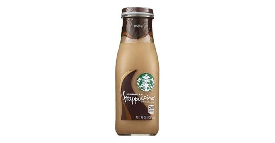 Starbucks Frappuccino Chilled Coffee Drink Mocha (13.7 oz) from CVS - Main St in Green Bay, WI