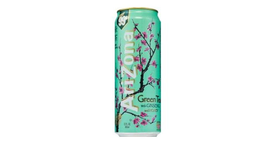 Arizona Green Tea (23 oz) from CVS - Main St in Green Bay, WI