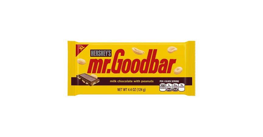 Hershey's Mr. Goodbar Candy Bar (4 oz) from EatStreet Convenience - W Mason St in Green Bay, WI