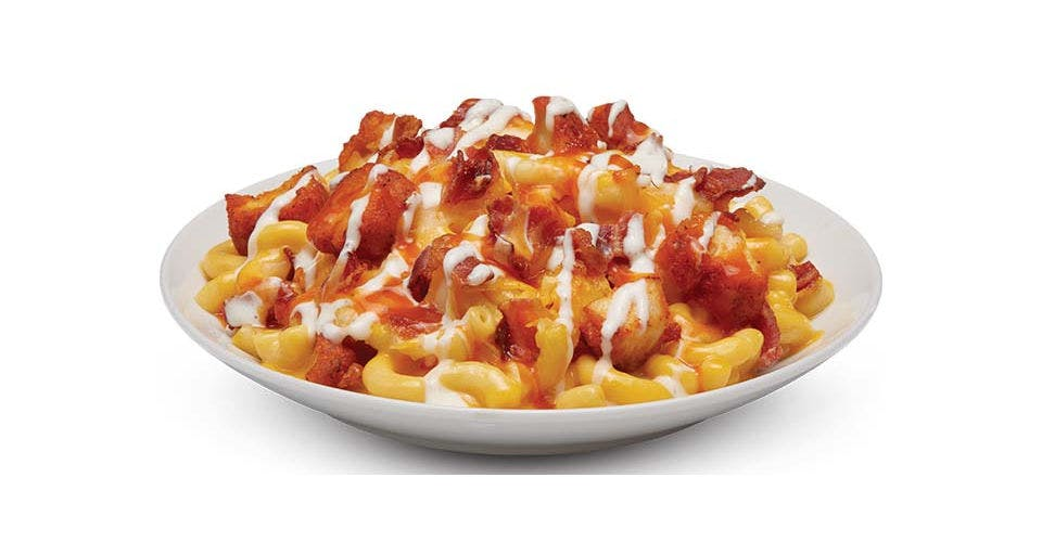 Buffalo Chicken Mac from Toppers Pizza - Madison Downtown in Madison, WI