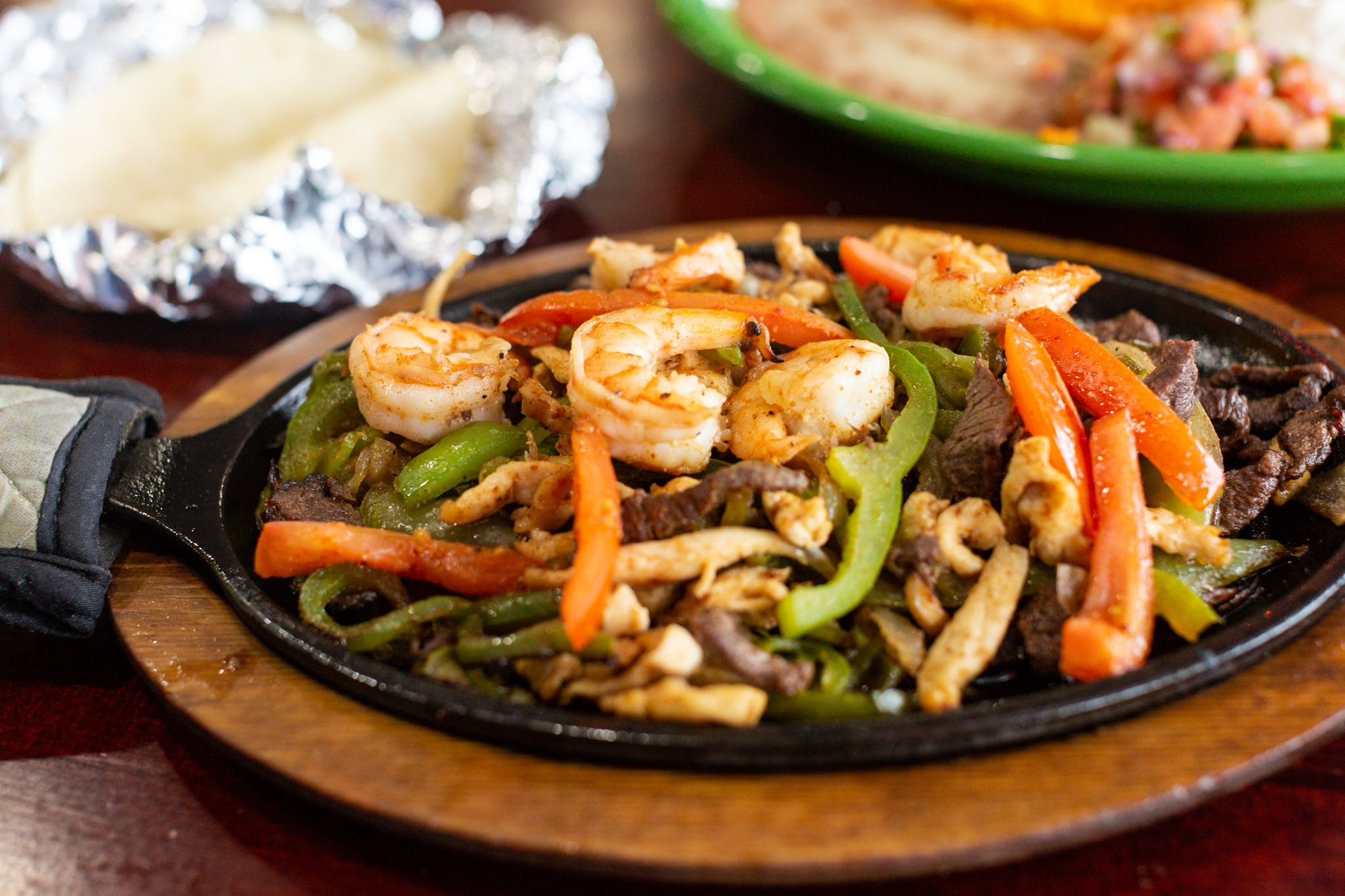 Fajitas Jalisco from Acapulco Mexican Grill in Lawrence, KS